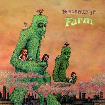 dinosaur jr farm album art1 CoS Year End Report: The Top 100 Albums of 09: 50 26
