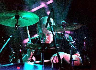 phil selway Icons of Rock: Phil Selway