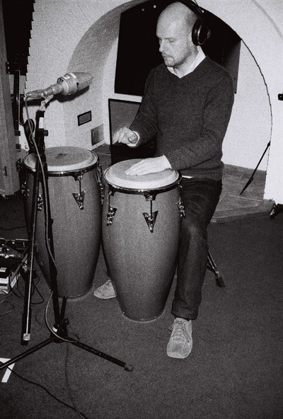 philselwayphildoesthecongas Icons of Rock: Phil Selway