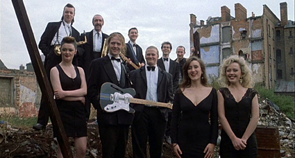 the commitments Cinema Sounds: The Commitments