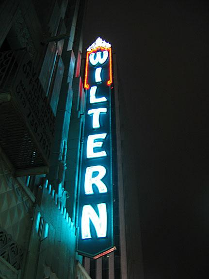 1216718413 l Where We Live: The Wiltern   Los Angeles, CA