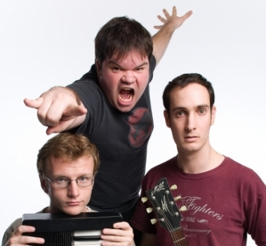 269 YouTube Live: The Axis of Awesome hits Four Chords