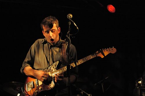 ceg4 Cymbals Eat Guitars bring the noise to Hoxton Square (2/24)