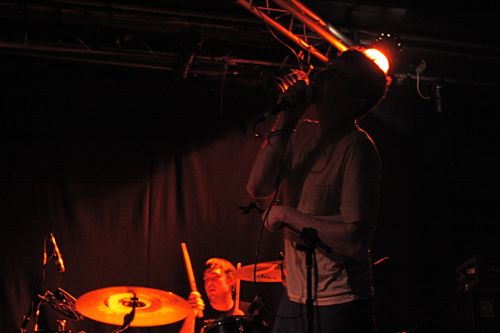 ceg7 Cymbals Eat Guitars bring the noise to Hoxton Square (2/24)