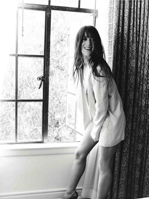 charlotte4 Flaunt on CoS: Charlotte Gainsbourg: Under the Intensive Care of France's Favorite Daughter