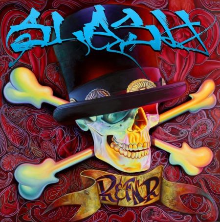 slash Slash gets tracklist, album art