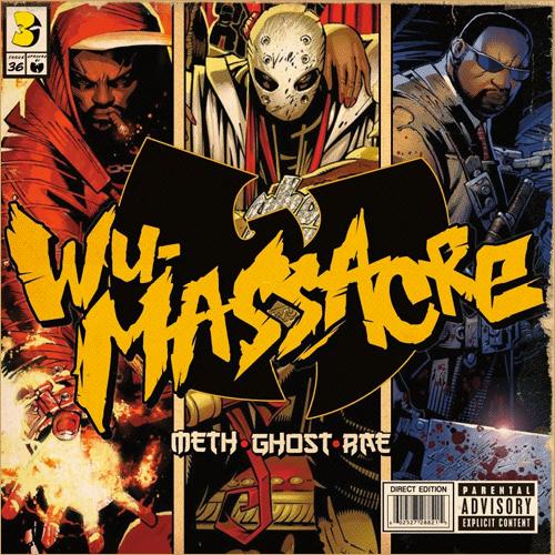 wu Meth, Ghost & Rae detail Wu Massacre