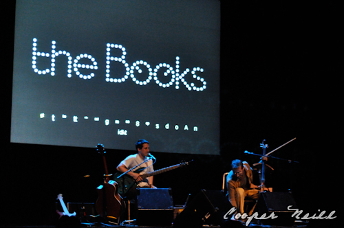 books CoS at Big Ears Festival 2010