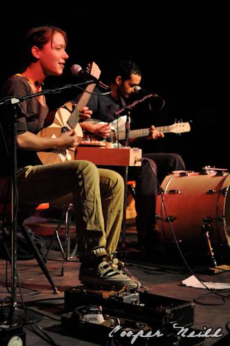 buke CoS at Big Ears Festival 2010