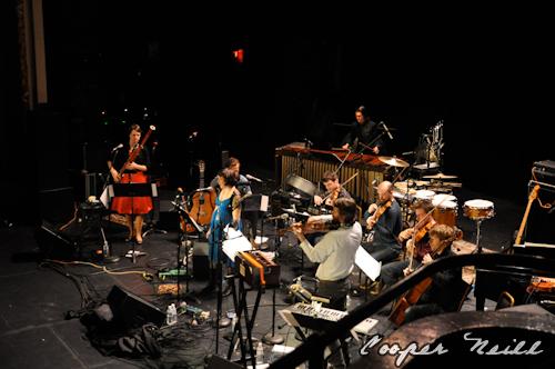 clogsfull CoS at Big Ears Festival 2010