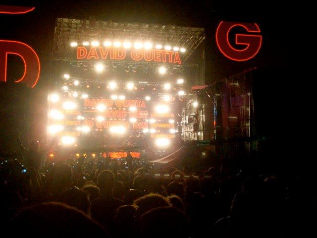 david guetta CoS @ Ultra Music Festival 10: Day One