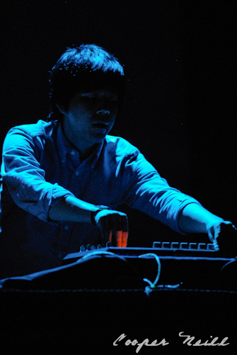 nosaj CoS at Big Ears Festival 2010