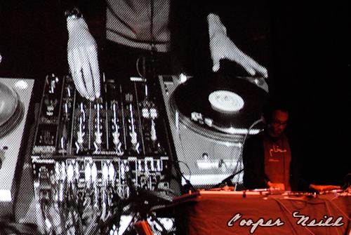 rupture CoS at Big Ears Festival 2010