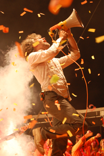 flaming lips Boiled 'n' Baked at Bonnaroo '10: A CoS Report
