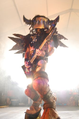 gwar Boiled 'n' Baked at Bonnaroo '10: A CoS Report