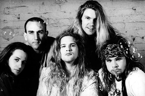 motherlovebone Alternate History X: Seattle never loses Cobain nor Wood...
