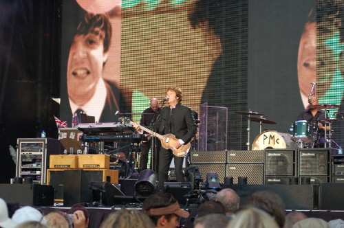 dsc 0627 500x332 Paul McCartney sends all his lovin to SLC (7/13)