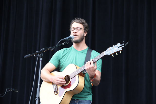 amos lee Gentle People and Strange Vibrations: CoS at Outside Lands 10