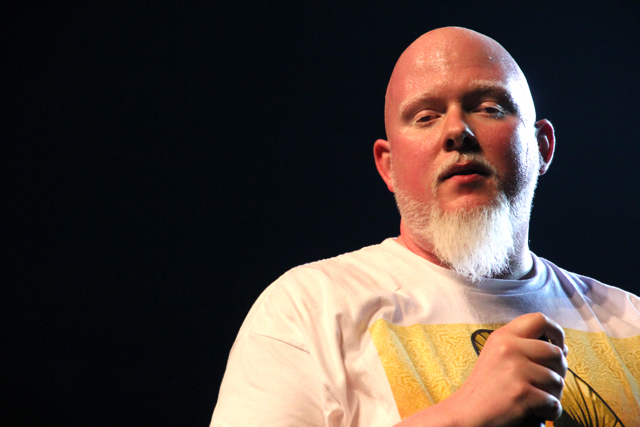 brother ali 7 Sun, Smoke, and Spittin' Rhymes: CoS at Rock the Bells 10