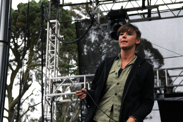 cat power 4 Gentle People and Strange Vibrations: CoS at Outside Lands 10