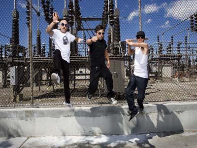 dub trio power high Interview: Dub Trio