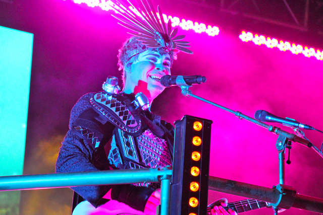 empire of the sun 15 Gentle People and Strange Vibrations: CoS at Outside Lands 10