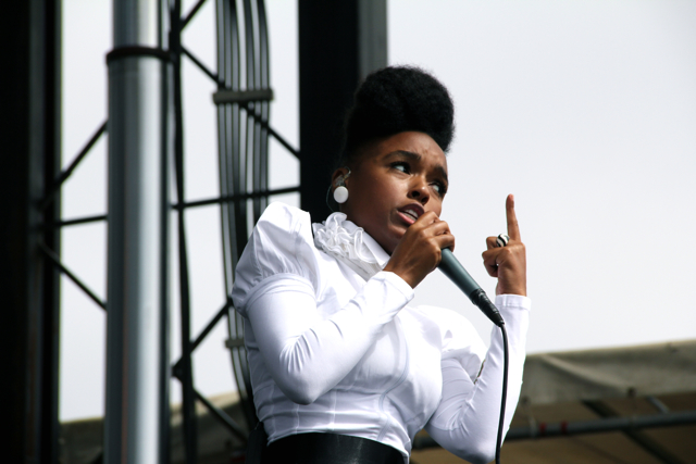 janelle monae 7 Gentle People and Strange Vibrations: CoS at Outside Lands 10