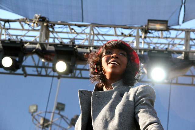 lauryn hill 5 Sun, Smoke, and Spittin' Rhymes: CoS at Rock the Bells 10