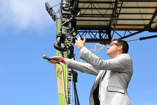 mayer hawthorne 6 Gentle People and Strange Vibrations: CoS at Outside Lands 10