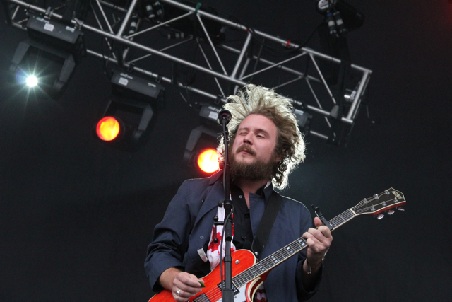 my morning jacket 8 Gentle People and Strange Vibrations: CoS at Outside Lands 10