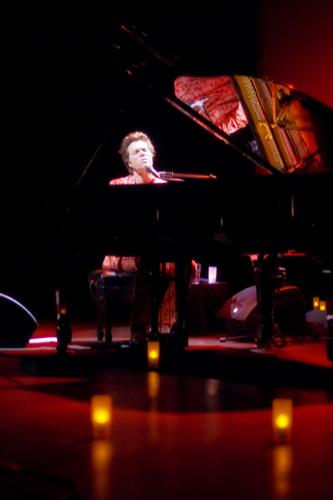 rufus 03 Rufus Wainwright and sister Martha mesmerize Chicago (8/13)