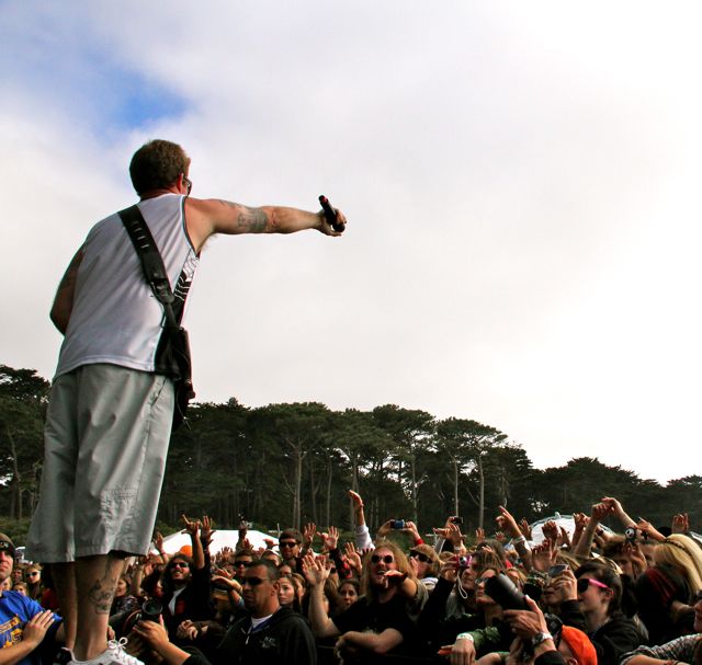 slightly stoopid 7 Gentle People and Strange Vibrations: CoS at Outside Lands 10