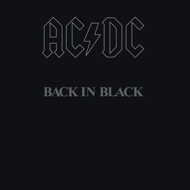AC:DC - Back In Black