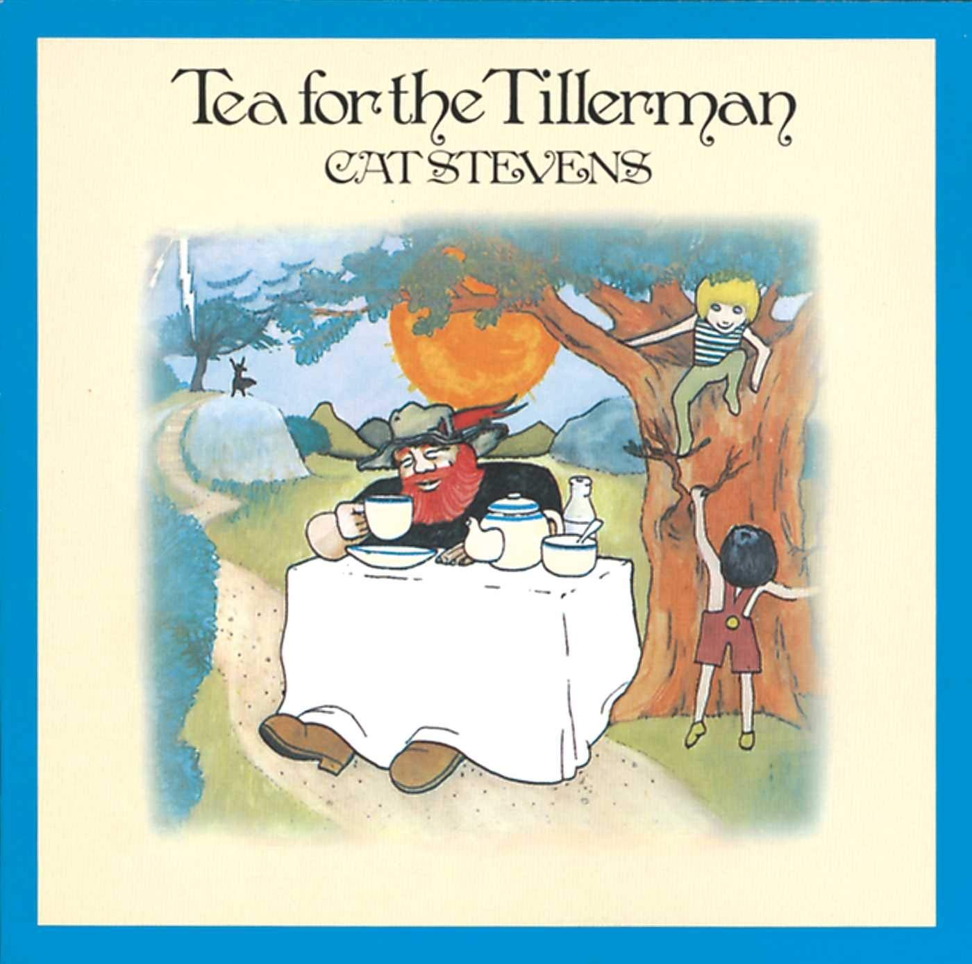 Cat Stevens – Tea for the Tillerman The 100 Greatest Albums of All Time
