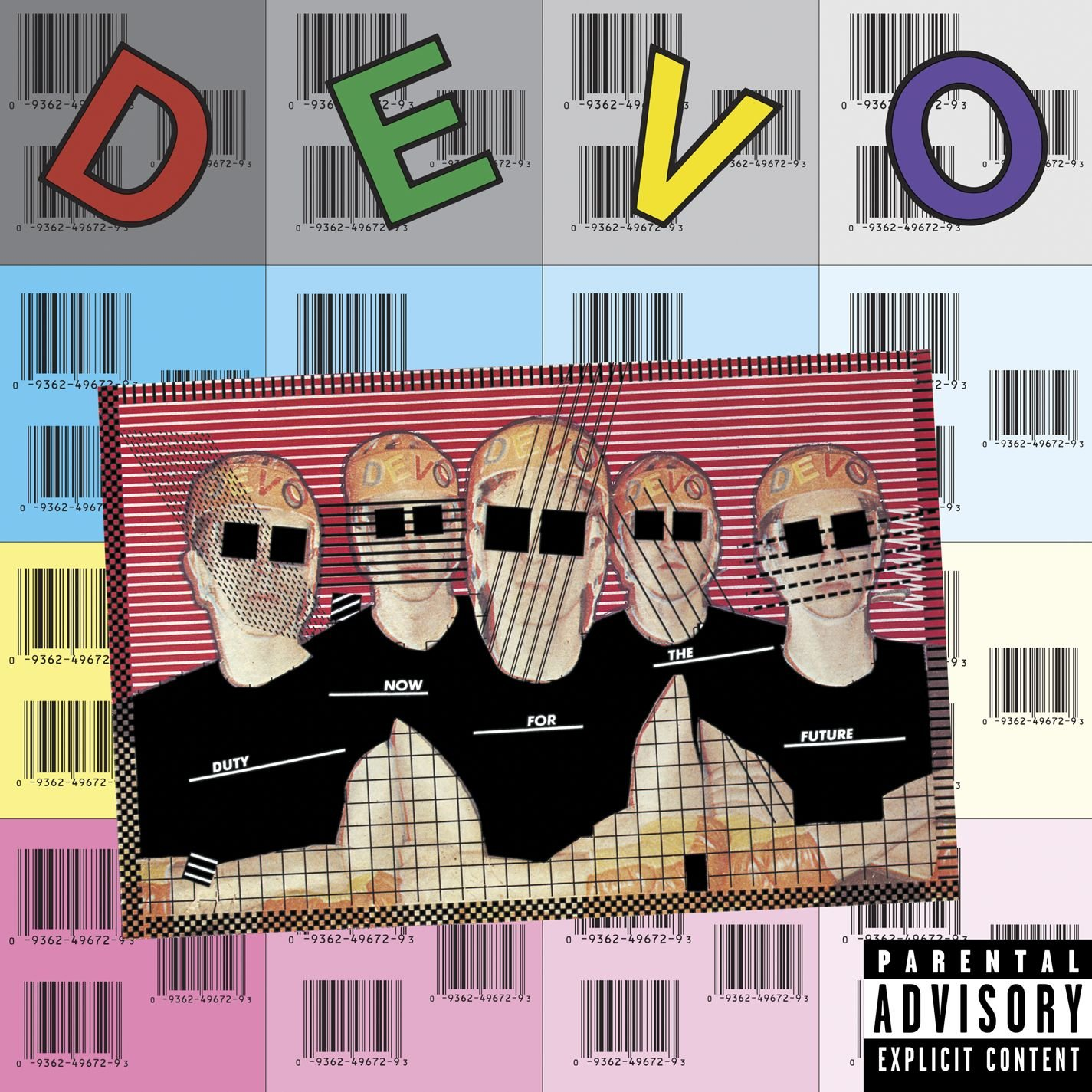 Devo – Duty Now For the Future The 100 Greatest Albums of All Time
