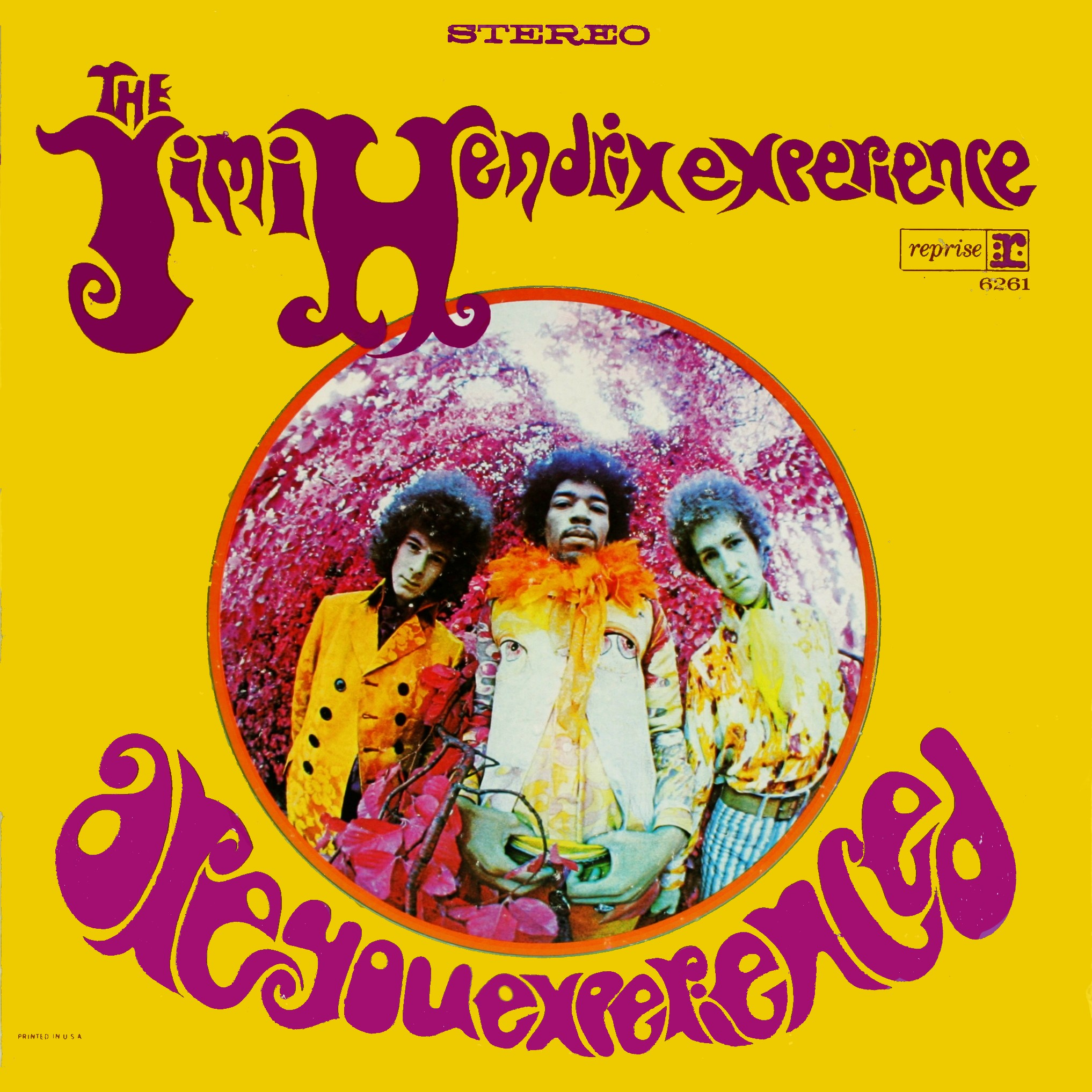 Jimi Hendrix Experience – Are You Experienced US Version The 100 Greatest Albums of All Time