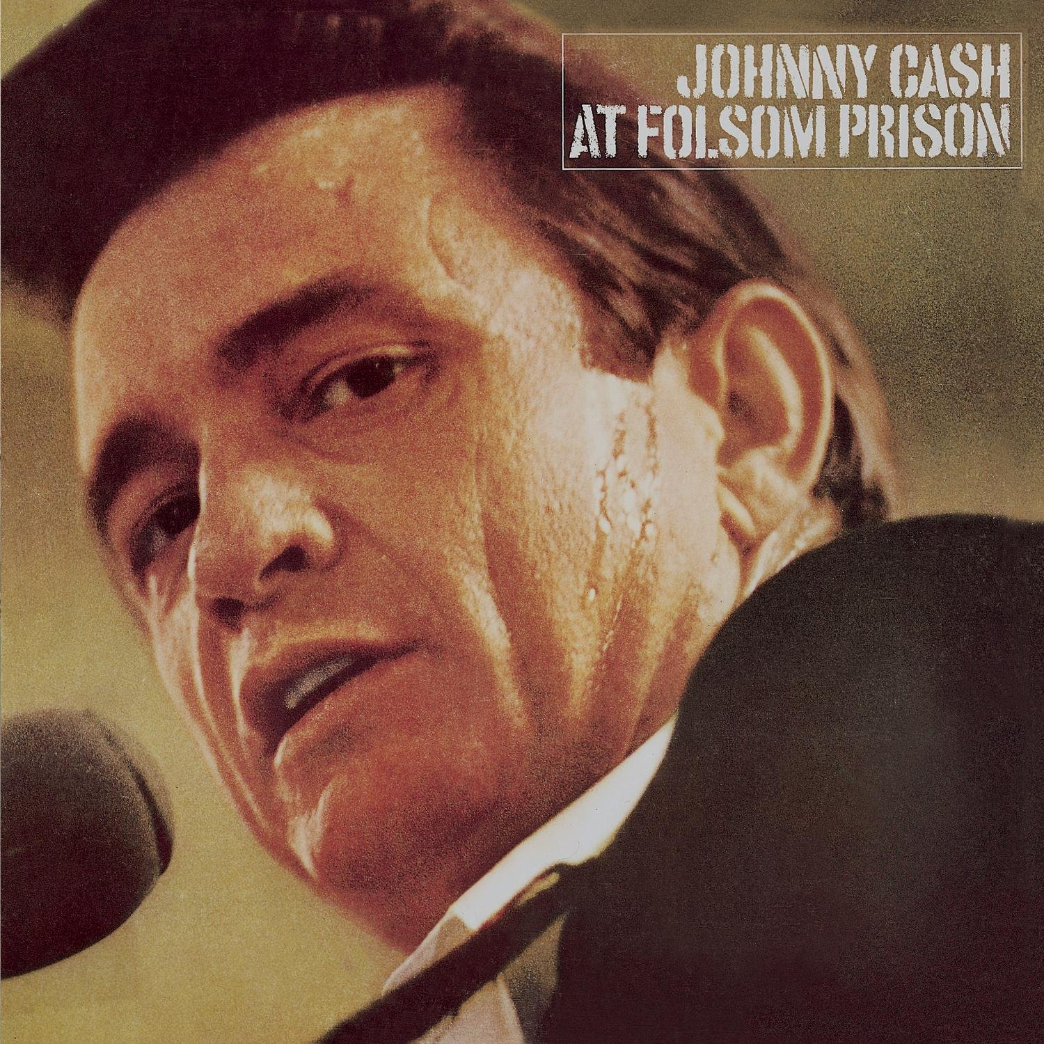 Johnny Cash Live at Folsom Prison The 100 Greatest Albums of All Time