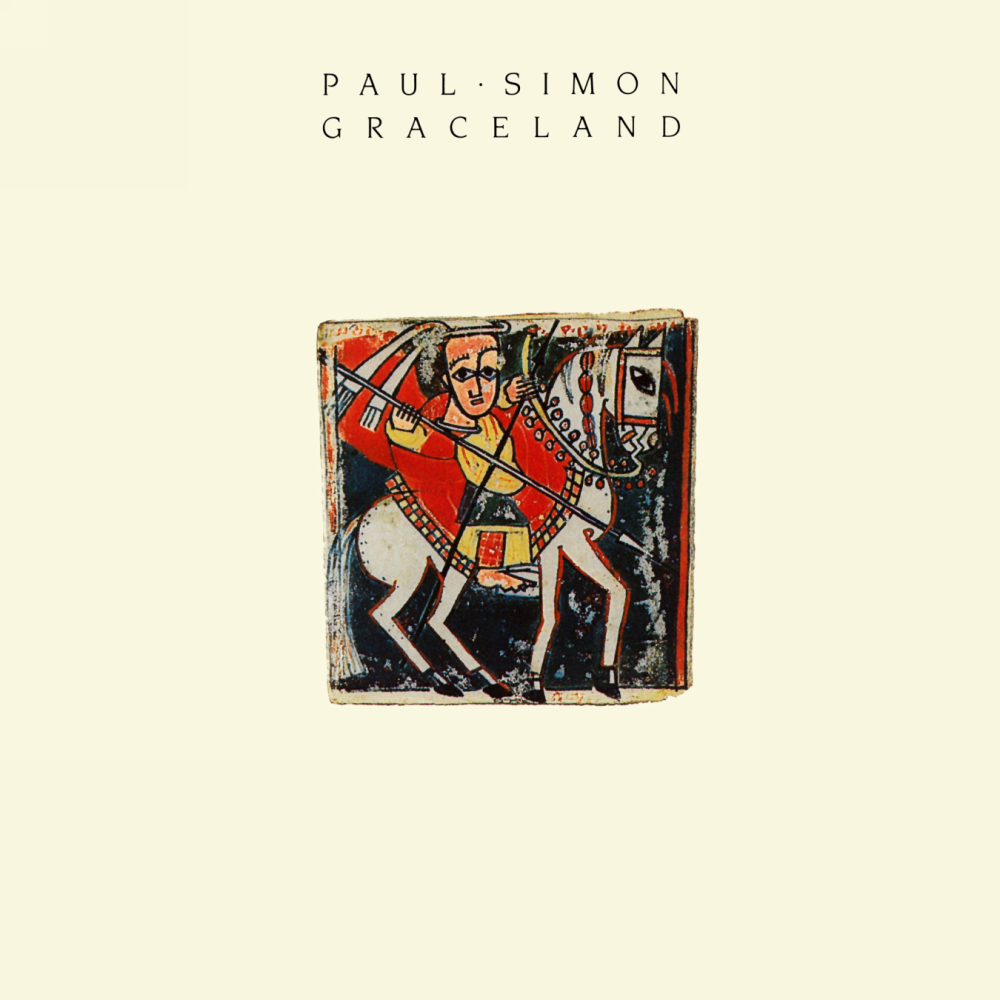 Paul Simon – Graceland The 100 Greatest Albums of All Time