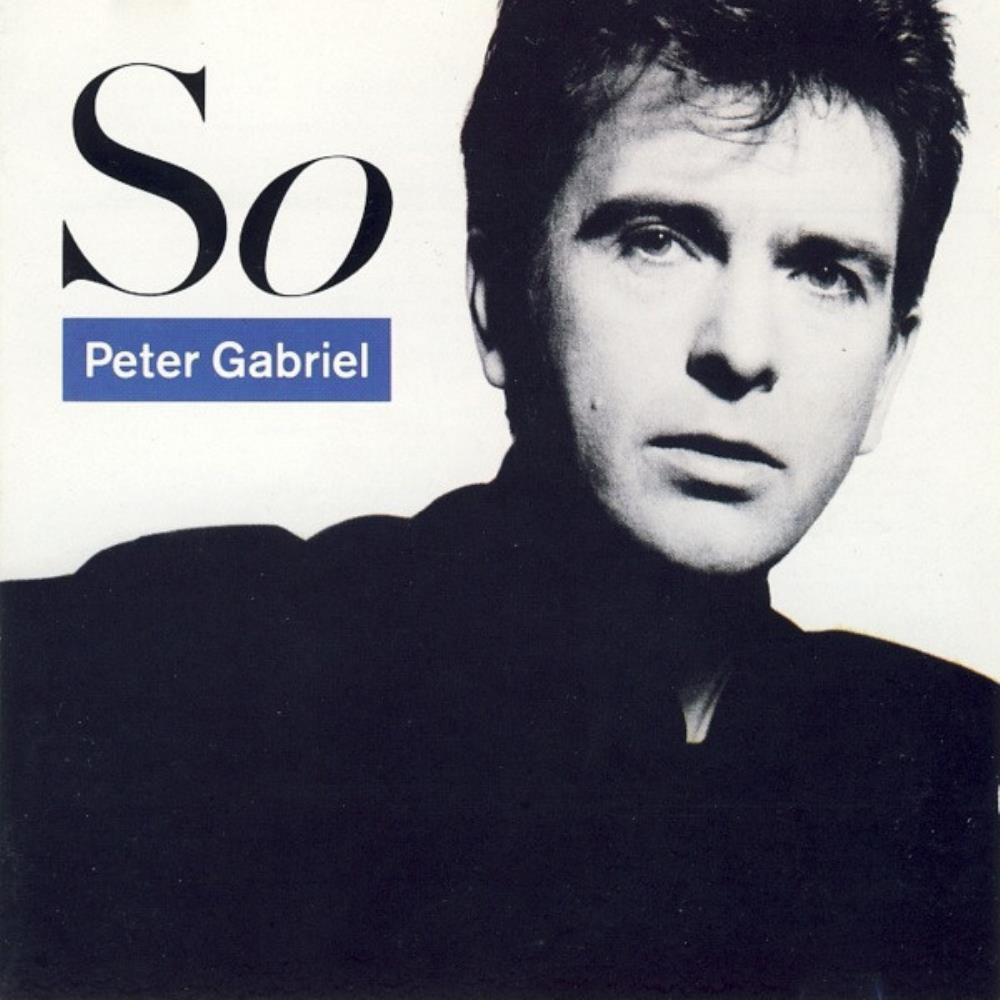 Peter Gabriel So The 100 Greatest Albums of All Time
