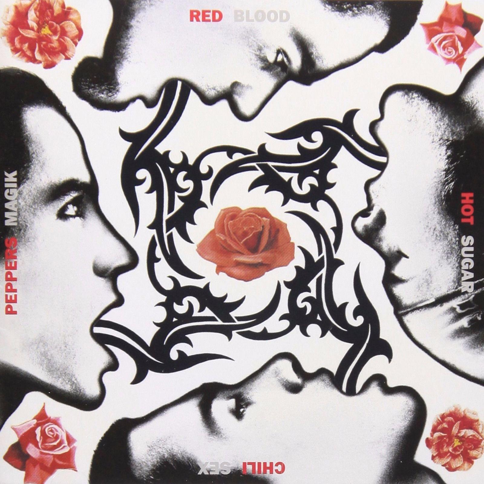 Red Hot Chili Peppers Blood Sugar Sex Magic The 100 Greatest Albums of All Time