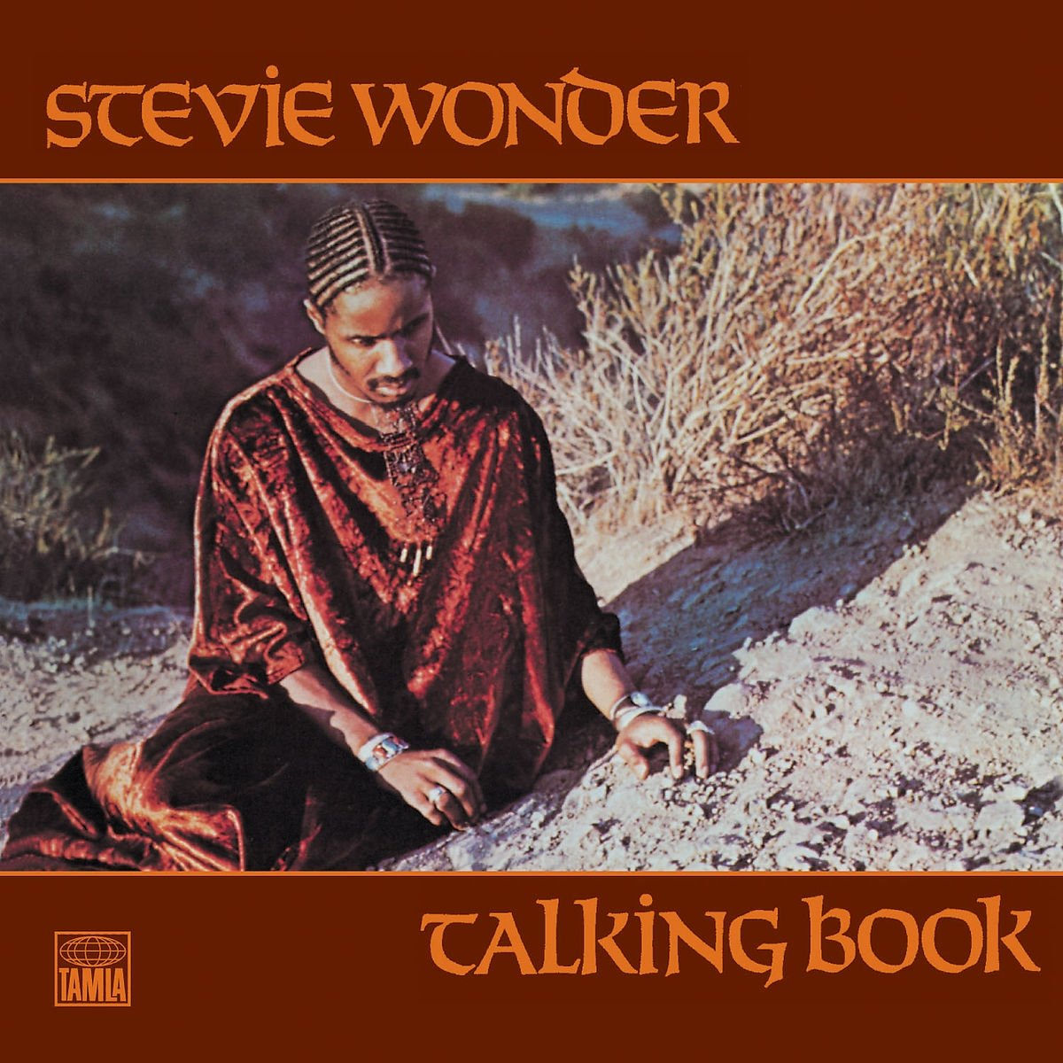 Stevie Wonder Talking Book The 100 Greatest Albums of All Time
