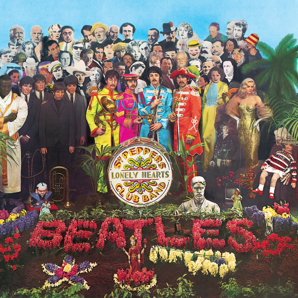 The Beatles Sgt. Peppers Lonely Hearts Club Band The 100 Greatest Albums of All Time