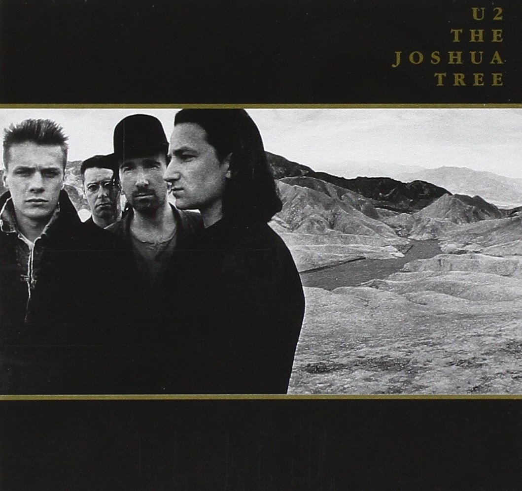 U2 Joshua Tree The 100 Greatest Albums of All Time