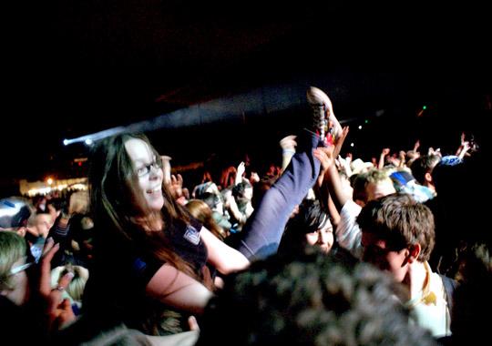 bumbershoot day 2 weezer2 Seattle, Im Listening: CoS at Bumbershoot 10