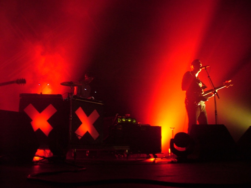 cosxx4 The xx return and dominate Oaklands Fox Theater (9/23)