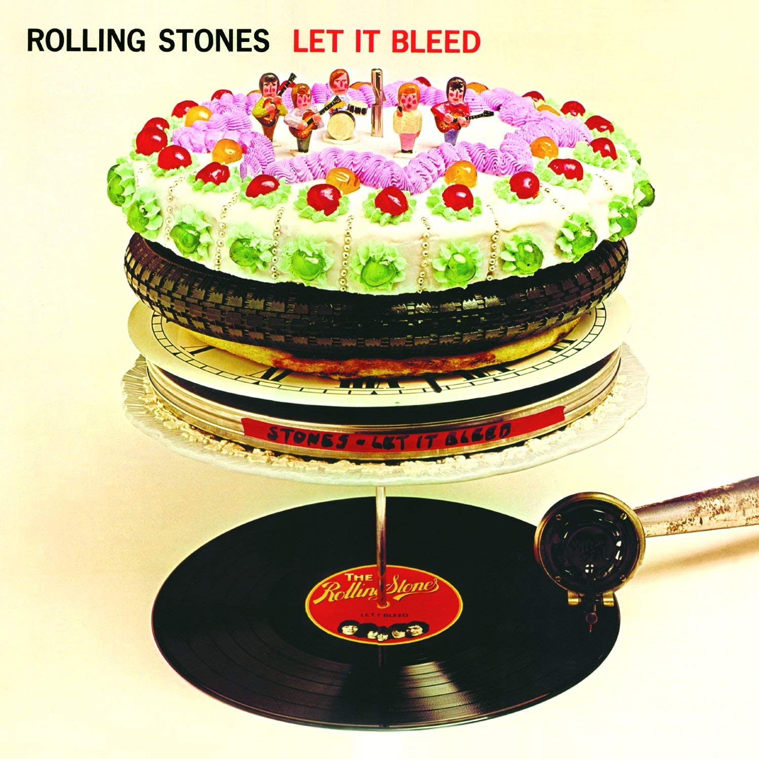 let it bleed Consequence of Sounds Top 100 Albums Ever