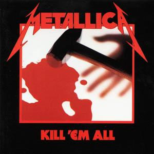 metallica 1983 kill em all Consequence of Sounds Top 100 Albums Ever