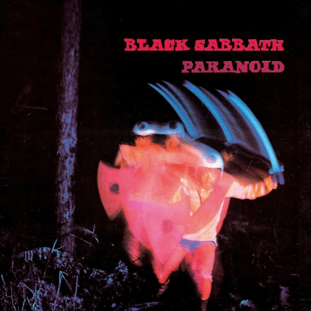sabbath paranoid The 100 Greatest Albums of All Time