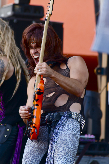 steel panther4 Death Rattle or Funeral March?: CoS at Sunset Strip 10