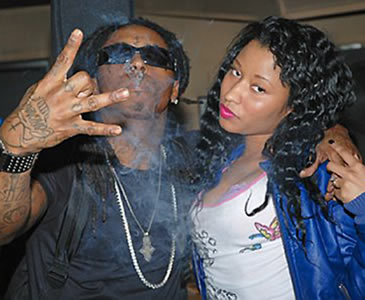 wayneminaj How The Caged Bird Still Raps: Lil Waynes Career In Lockup